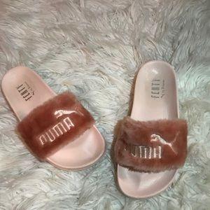 Shoes - Puma x Rihanna Fenty